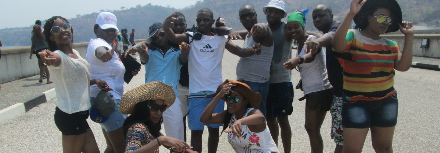 October 2015 Club trip to kariba