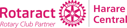 Rotaract Club of Harare Central logo